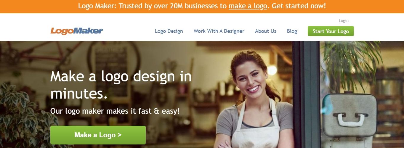 LogoMaker.com logo maker