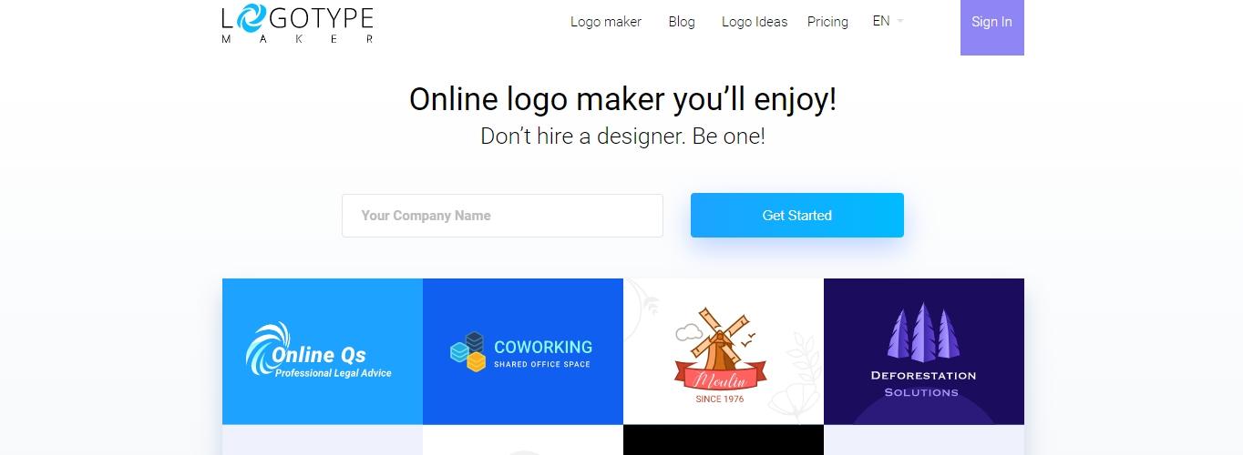 LogoTypeMaker logo maker