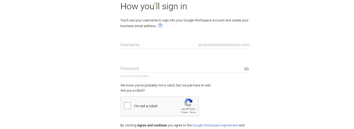 g suite user sign in