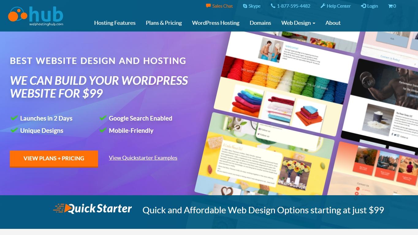 webhostinghub hosting review