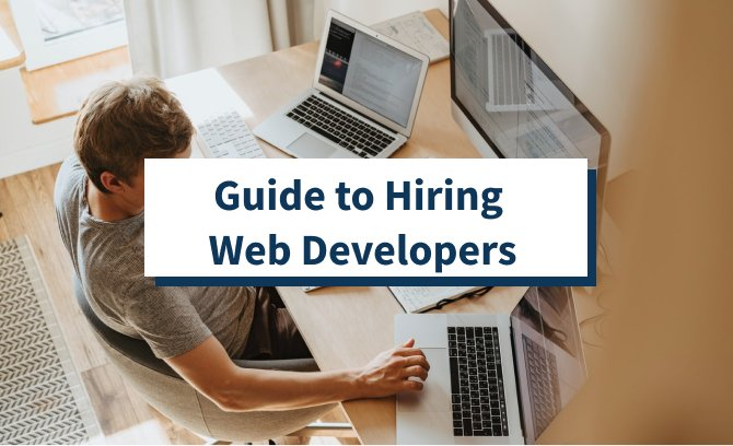 Guide to Hiring Web Developers featured image
