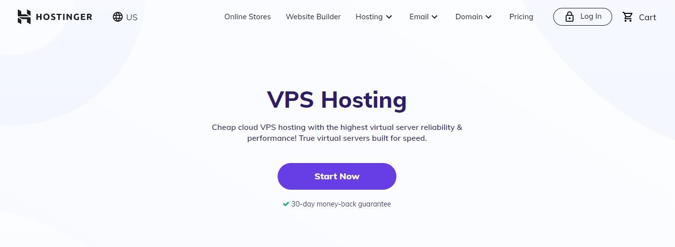 Hostinger VPS review