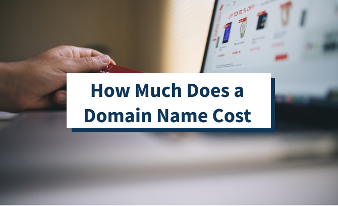 How Much Does a Domain Name Cost featured image