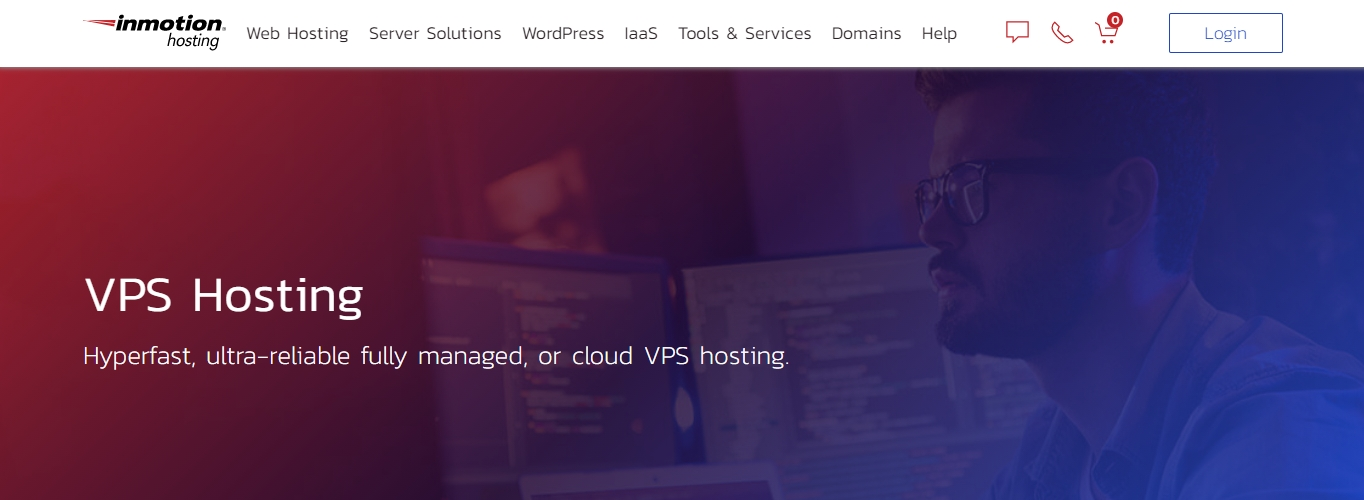 InMotion VPS review