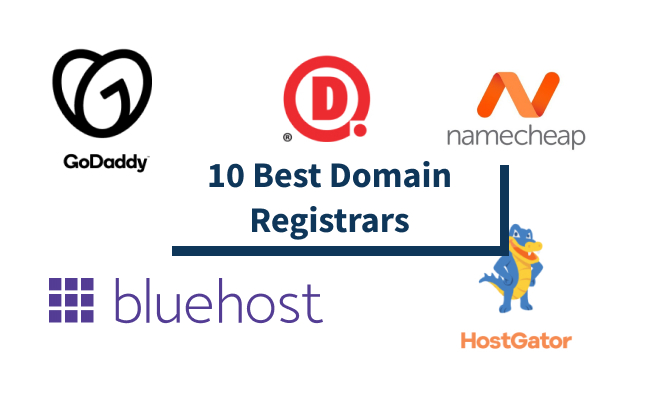10 Best Domain Registrars