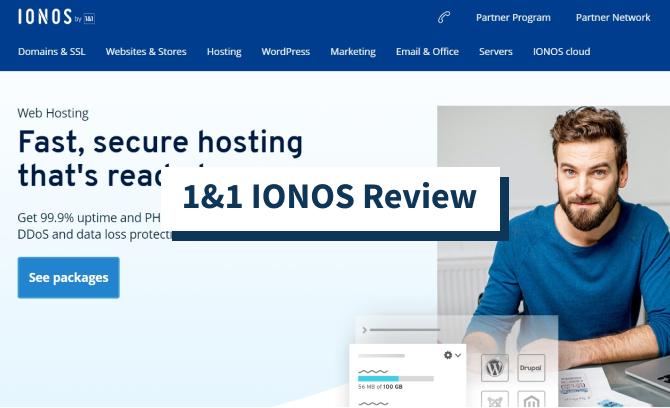 Ionos review