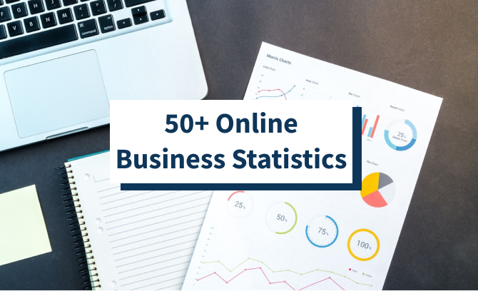 50+ Online Business Statistics