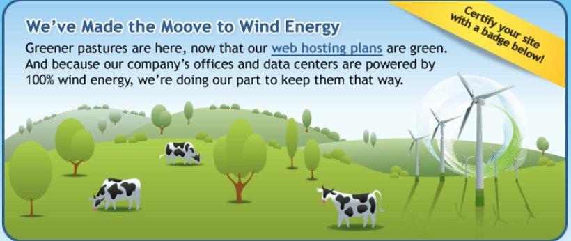 FatCow green energy