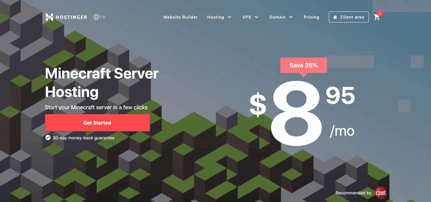 9 Best Minecraft Server Hosting Providers (2021) websitesetup org