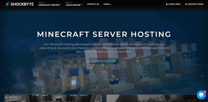 как создать сервер майнкрафт vds