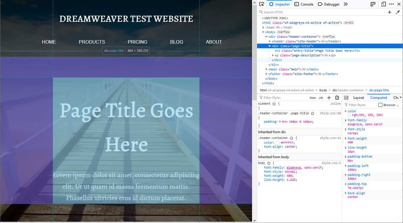 Simple Dreamweaver Tutorial: How to Make a Webpage (Step By Step) For Dreamweaver Tip Construct Higher Web Sites Quicker With Templates
