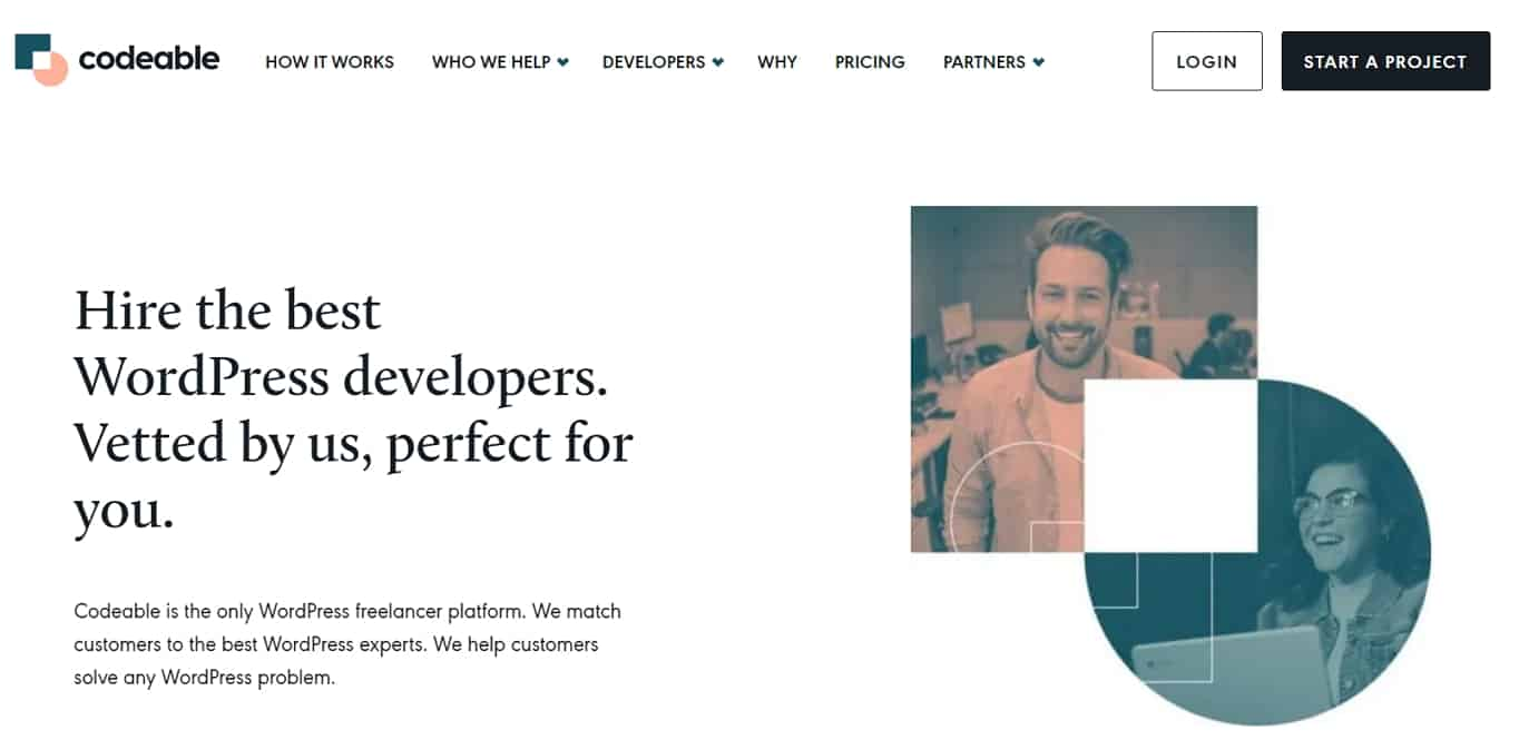 Codeable hiring web developers