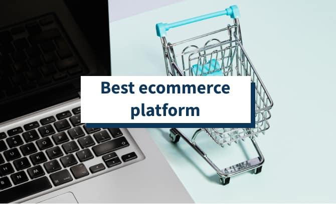 Best eCommerce platform featured image